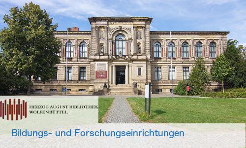 """""""Herzog August Bibliothek Wolfenbüttel IMG 1422"""" von Losch - Eigenes Werk. Lizenziert unter CC BY-SA 3.0 über Wikimedia Commons - https://commons.wikimedia.org/wiki/File:Herzog_August_Bibliothek_Wolfenb%C3%BCttel_IMG_1422.jpg#/media/File:Herzog_August_Bibliothek_Wolfenb%C3%BCttel_IMG_1422.jpg"""